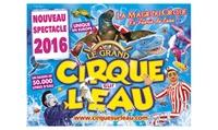 1 place en tribune dhonneur à 10 € pour une représentation du Cirque sur lEau à La Roche-sur-Yon