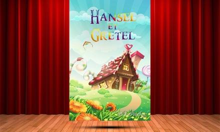 2 places pour Hansel et Gretel à 20 € à La Comédie des Suds