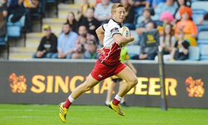 Northampton Saints Rugby Club: Singha Premiership Rugby Sevens: Franklin's Gardens, 29 July (Up to 50% Off)