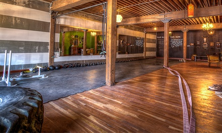$39 for 28 Days of Unlimited Boot Camp with Meal Plan at Freight House Fitness ($190 Value)