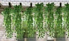Up to 152ft of Artificial Ivy Garlands