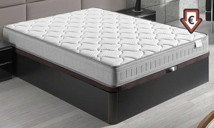 matelas paris m moire de forme groupon shopping. Black Bedroom Furniture Sets. Home Design Ideas