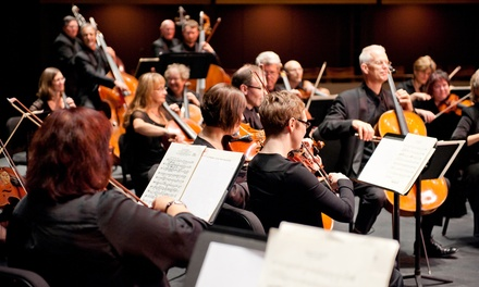 Kitchener-Waterloo Symphony Four-Show Subscription at Centre In the Square (Up to 61% Off)