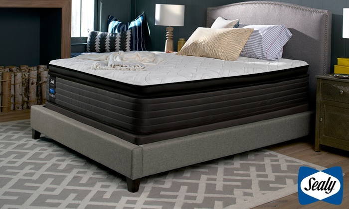 Up To 69 Off On Sealy Performance Mattress Groupon Goods