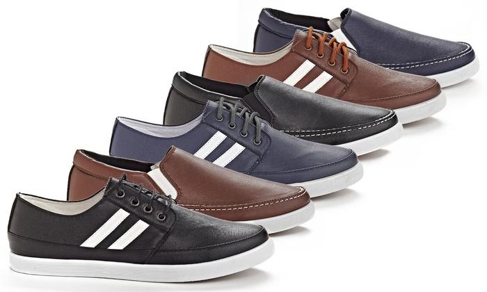 Solo Men's Fashion Sneakers: Solo Men's Fashion Sneakers