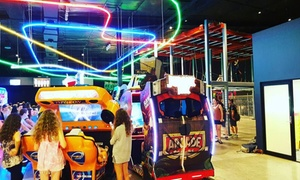 Attractivity Entertainment: $20 for a Two-Hour Action Pass with Bowling and Laser Tag at Attractivity Entertainment, Alexandria ($40 Value)