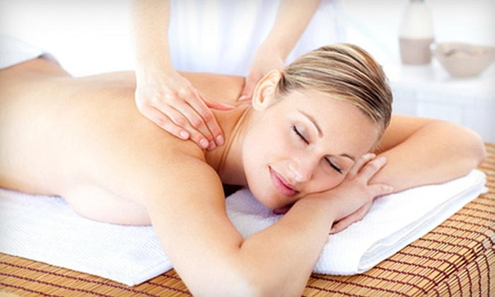 Bellevue Massage & Spa - Downtown Bellevue: One or Three Massages for One or One Couples Massage with Aromatherapy at Bellevue Massage and Spa (Up to 60% Off)