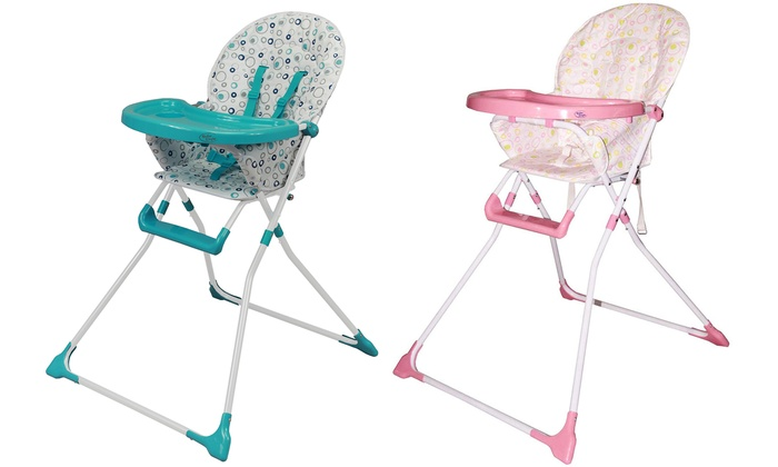 Bebe Style Foldable 'EZ 123' Highchair from £24.98