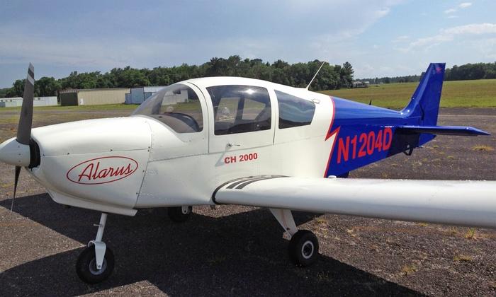 Jacksonville Flight Training - Herlong: $85 for Flight Training and Ground School at Jacksonville Flight Training ($170 Value)