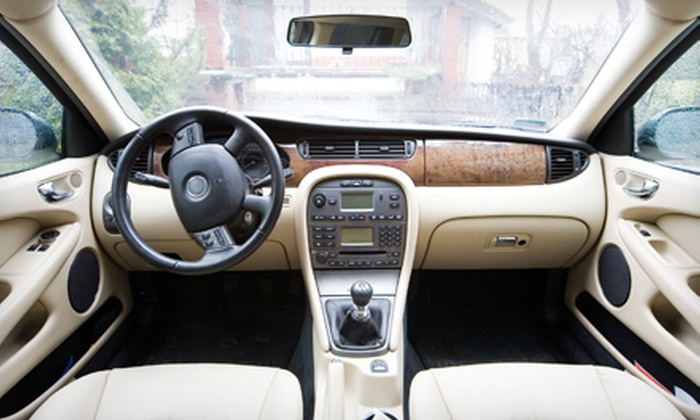 Don Polo Detailing - Charlotte: One or Three Mobile Interior and Exterior Details from Don Polo Detailing (Up to 56% Off)