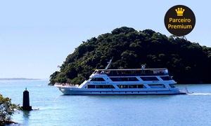 Barco Príncipe: #BlackFriday - Passeio no barco Príncipe com almoço para 1 e 2 pessoas - digite BLACK17 e ganhe desconto extra