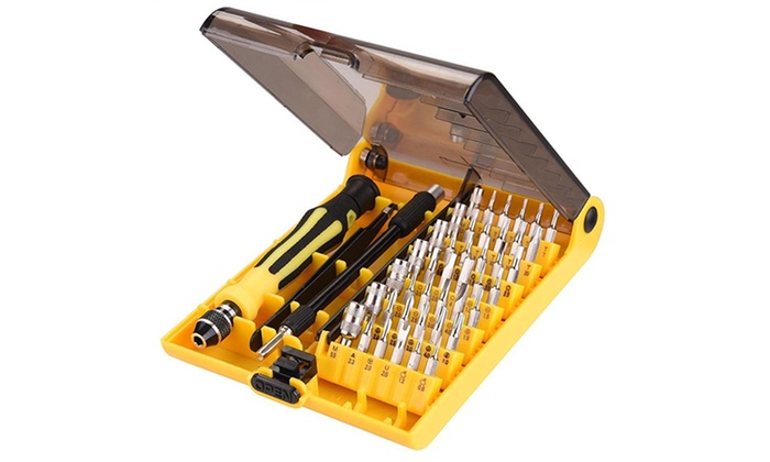 32-in-1 or 45-in-1 Torx Precision Screwdriver Set from £3.20