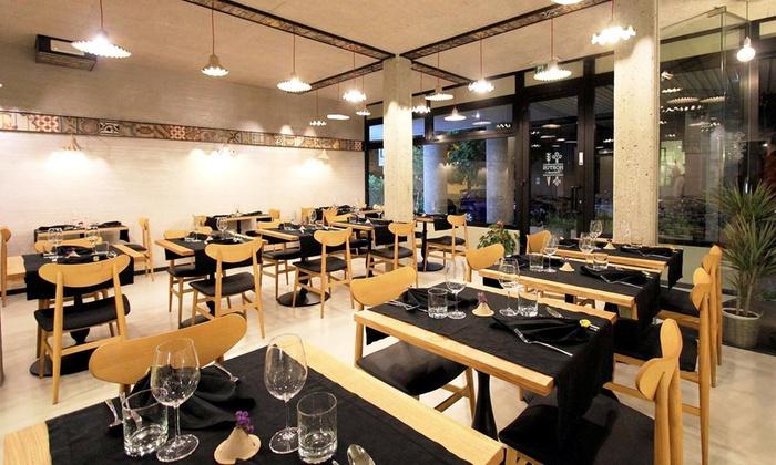 Hortus - Cusano Milanino: Menu vegetariano e vino per 2 persone al ristorante Hortus (sconto 51%)