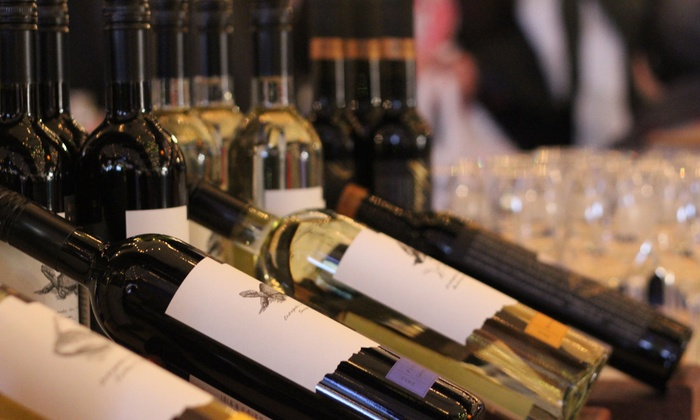 Wine Tasting in Christmas Village in Baltimore (Up to 43% Off). Six Options Available.
