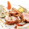 Menu gastronomique au Bistroquet