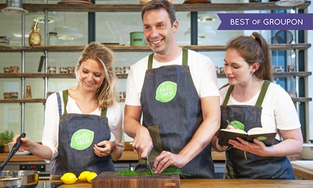 Hello Fresh: One or TwoWeek Recipe Box with Up to Eight Meals for Two or Four
