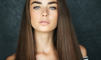 Brazilian Keratin Treatment with Optional Wash and Cut at Dahlia Hair & Beauty (Up to 52% Off)