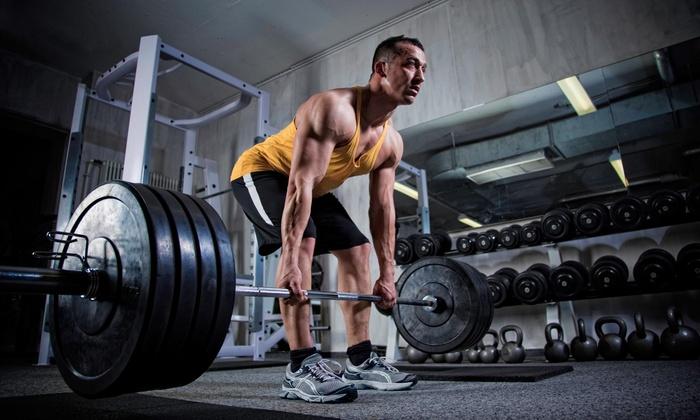 CrossFit Watsonville - CrossFit Watsonville: Up to 75% Off Crossfit  at CrossFit Watsonville