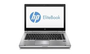 "HP EliteBook 14"" Laptop with Intel Core i5 CPU (Refurbished, A-Grade)"