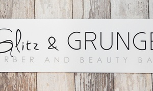 Glitz & Grunge Barber and Beauty Bar: Up to 53% Off Haircuts at Glitz & Grunge Barber and Beauty Bar