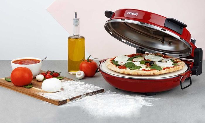 Forno elettrico per pizza h koenig groupon goods - Forno elettrico per pizze ...