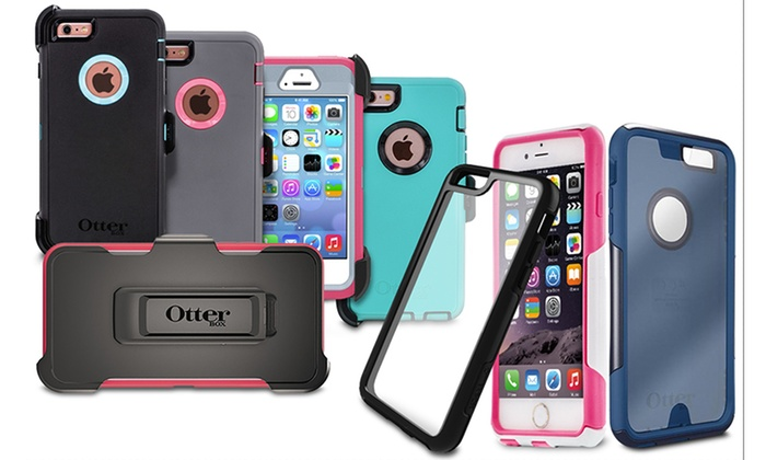 Otterbox Cases for iPhone 5/5s/SE, iPhone 6/6s, & 6 Plus/6s Plus