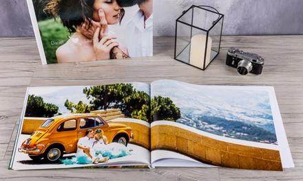 1 ou 2 livres photos A3 personnalisables de 28 ou 40 pages dès 15,99 € avec Colorland (jusqu'à 72% de réduction)