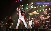 """2 Tickets für """"One Night of Queen"""" am 08.02.2017 im Forum am Schlosspark Ludwigsburg (bis zu 40% sparen)"""