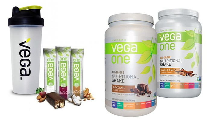 Vega Protein Snack Bar Was: $1.99 Now: $1.79 And Free Shipping With $50+ Purchase