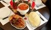 Menu aux saveurs marocaines pour 2