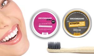 Kit blanchiment dents parfumé