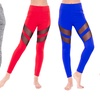 Groupon Exclusive: Electric Yoga Womens Tummy Control Active Leggings