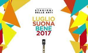 Luglio Suona Bene - Auditorium Parco della Musica, Roma: Luglio Suona Bene - concerto il 21, 25 e 29 luglio all'Auditorium Parco della Musica di Roma (sconto fino a 33%)