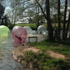 Water Zorbing Experience