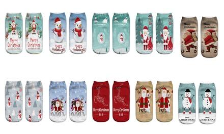 Multipack Christmas Socks