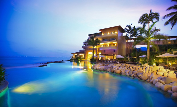 TripAlertz wants you to check out ✈ 3-Night All-Inclusive Garza Blanca Preserve Resort Stay with Airfare. Price per Person Based on Double Occupancy.   ✈ Garza Blanca Preserve Resort Trip w/Air from Luxe Travel Collection - 5-Star Puerta Vallarta Vacation