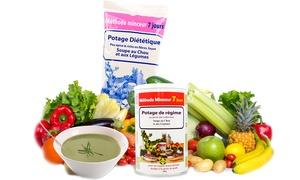 Potage diététique Anne Delona
