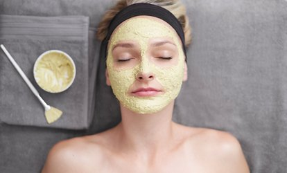 image for One <strong>Facial</strong> or One <strong>Facial</strong> Two-Pack at Canvas Salon & Skin Bar (Up to 55% Off)