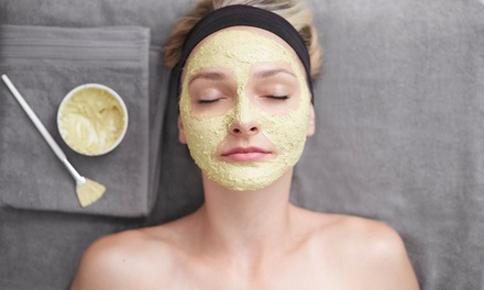 One or Two Professional Facials with Option for Rejuvenating Vitamin C Treatment at Studio Nine (Up to 61% Off)
