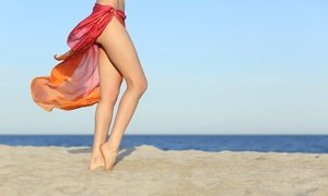 New image hair & beauty salon: Waxing: Brazilian or Hollywood (€20) Plus Lower Half-Legs or Underarms (€29) at New Image Hair & Beauty (Up to 59% Off)