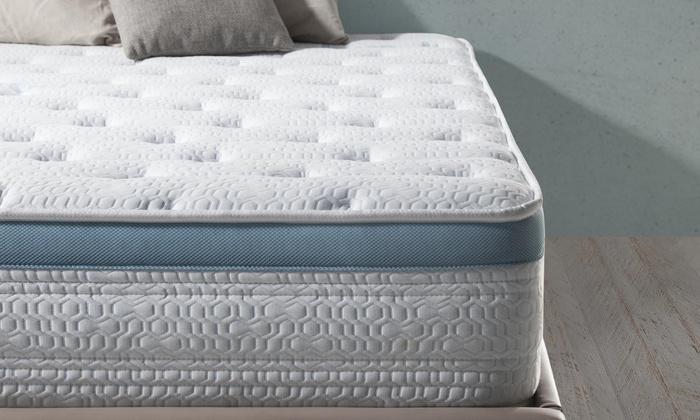visco gel matratze groupon goods. Black Bedroom Furniture Sets. Home Design Ideas