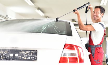 image for Car Valet With Full Vacuum and Wax at I Pairc, Limerick