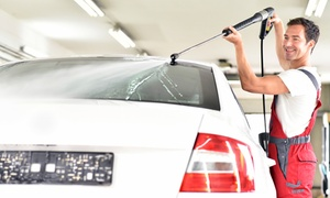 Levittown Brothers Hand Car Wash: Three Full-Service, Deluxe, or Super Deluxe Car Washes at Levittown Brothers Hand Car Wash (50% Off)