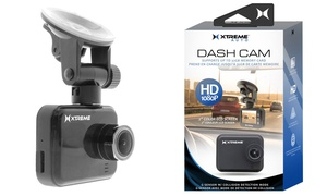 Xtreme 1080p HD Recording Dashboard Camera with G-Sensor
