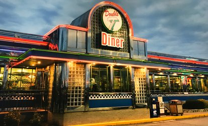 image for 25% Cash Back at Double T Diner