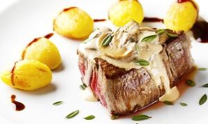 verdi: Italienisches 4-Gänge-Menü mit Rinderfilet oder Lachs für Zwei oder Vier im Ristorante Verdi
