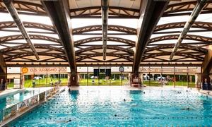Acquacenter Prà: Un mese di abbonamento o fino a 20 ingressi in piscina con attività a scelta all'Acquacenter Prà (sconto fino a 83%)
