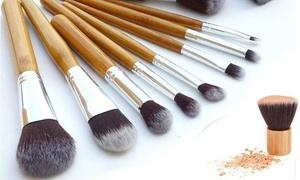 Set de pinceaux à maquillages