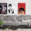 Movie and Music Stars Prints on Gallery-Wrapped Canvas