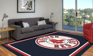 """My Sports Rug: 2'8""""x3'10"""" Sports Rug or 3'10""""x5'4"""" Sports Rug from My Sports Rug (Up to 51% Off)"""
